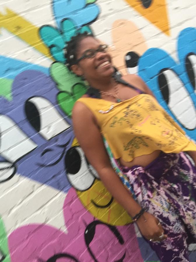 Establishing Womb, Home & Center: Meditations on Change and Self